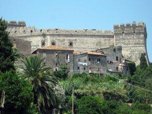 Il castello di Sermoneta