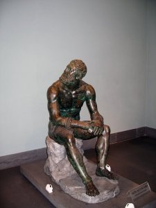 The Boxer of the Quirinale