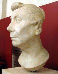 Bust of a Matron