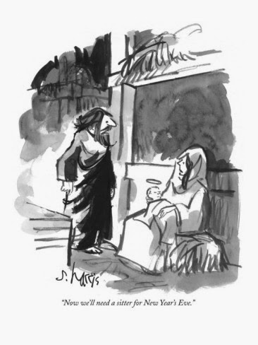 heres a few new yorker cartoons and a handful of quotes to at least start the smilelaugh process for 2014