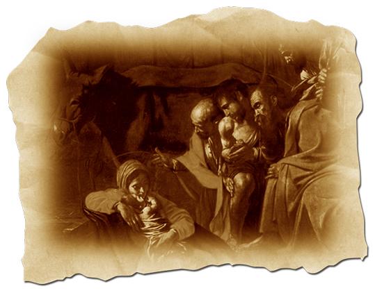 Caravaggio_-_Adorazione_dei_pastori2
