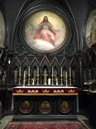 Altar-and-Redos