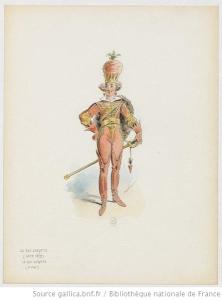 Draner_-_Costume_du_Roi_Carotte