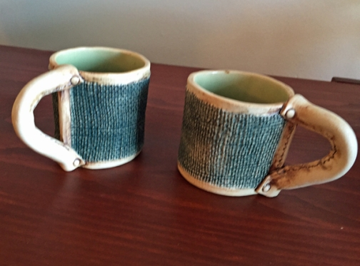 burlap-cups