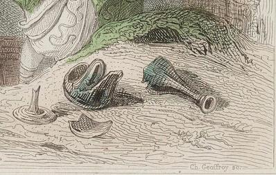 broken vessels le vigne