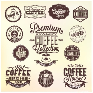 Classic-coffee-material-04-vector-material-48078