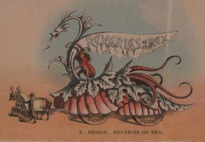 Wikstrom's Reveries of Rex Banner Car