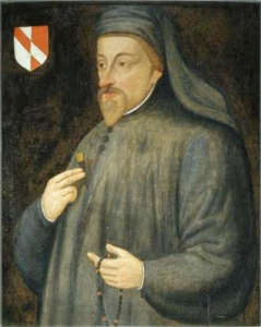 Chaucer-1600s