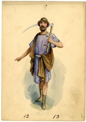 Maine - costume 12-13