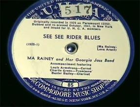 Ma-Rainey---See-See-Rider-Blues