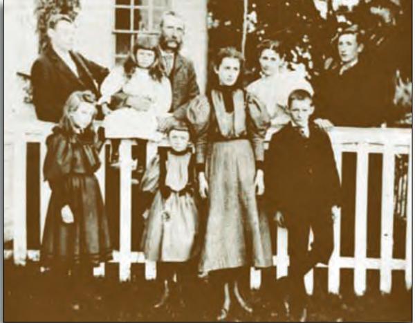 Clarke-family