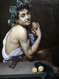 300px-Sick_young_Bacchus_by_Caravaggio