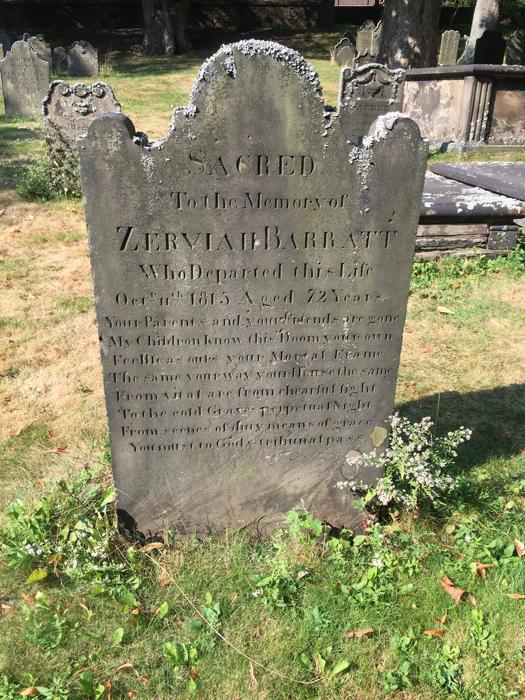 Barratt-tombstone